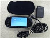 SONY PLAYSTATION PORTABLE PSP-1001 HANDHELD CONSOLE